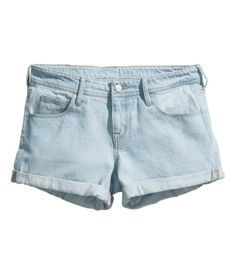 H&M Shorts denim $ 6.990