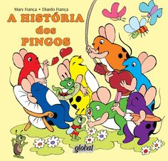 A História dos Pingos Nostalgia, Family Guy, Lol, Activities, Education, Comics, Fictional Characters, History Of Literature, Children's Literature