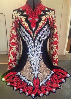 Celtic Star 2015 Irish Dance Solo Dress Costume