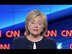 Pls RP: #DumpHillary Hillary Clinton's debate lies