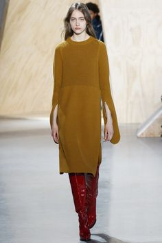 Lacoste Fall 2016 Ready-to-Wear, no. 1 #nyfw #runway #rtw #fashion #style