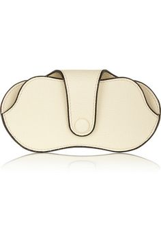 VALEXTRA Textured-leather optical glasses case #AccessoriesAddict #Holiday #GiftGuide