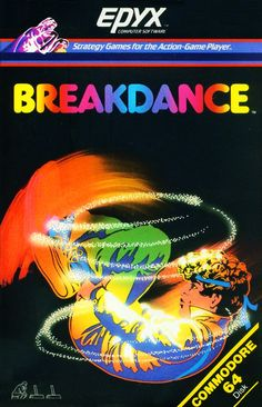 WWWTXT > Box for Breakdance (1984 / Commodore 64) | Revisit the early Internet (1980–94)