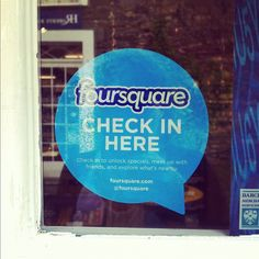 Check in on your next visit for a Special Offer #foursquare
