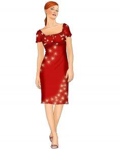 5432 kjole