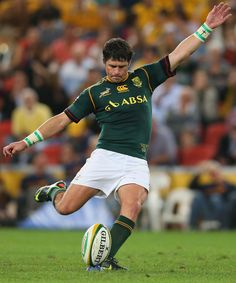 Morne Steyn (SAR) Springbok Rugby Players, Australian Football, Contact Sport, Rugby World Cup, African History, Soccer, Running, South Africa, Legends