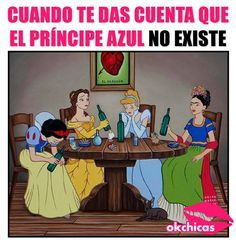 Thought About Online Dating? Funny Spanish Memes, Funny Memes, Jokes, Funny Shit, Princess Drinks, Modern Princess, Key To Happiness, Ordinary Lives, Happy Relationships