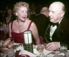 Vivian Vance and William Frawley