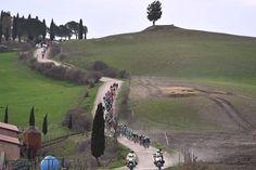 The 2016 Strade Bianche
