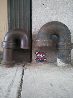 It'se me Mario!