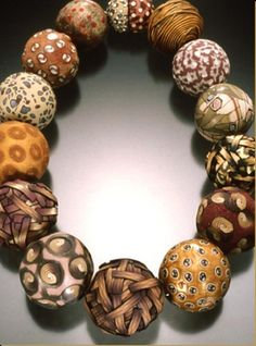 The Early Development of Polymer Clay Bead-Making: Part Four