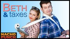 'Beth & Taxes', A Romantic Comedy Parody About Love, Accounting, and Tax Season