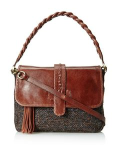 I am in love!!  Carla Mancini Women's Fay Shoulder Bag, Brown Tweed, http://www.myhabit.com/redirect/ref=qd_sw_dp_pi_li?url=http%3A%2F%2Fwww.myhabit.com%2Fdp%2FB00G6AJLSA