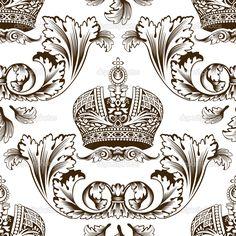 barock ornamente vector