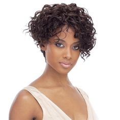 Freetress Equal Synthetic Wig  Kim  1B * undefined #HairWigs