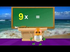 Tutorial | How To Learn 9 Times Table | Children Songs With Lyrics - http://best-videos.in/2012/11/25/tutorial-how-to-learn-9-times-table-children-songs-with-lyrics/