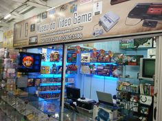 Museu do Vídeo Game