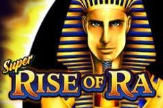 Super Rise of Ra Slot Machine is new on our ever expanding variety of games with stacked and expanding wilds! Come and play it for free right now!