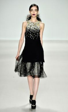 Mercedes-Benz Fashion Week : Fall 2014 Noon by Noor