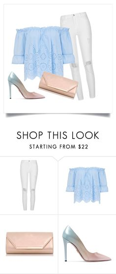"""""""Sans titre #55"""" by minii92 on Polyvore featuring mode, River Island, Dorothy Perkins et Prada"""