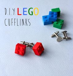 This easy #lego #DIY is perfect for dads with a little peek of the geek in them!
