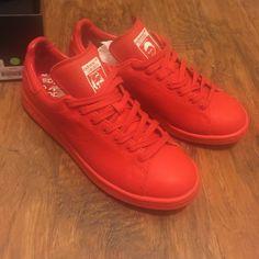4cf9fb1091 Raf Simons Stan Smith Raf Simons Stan Smith shoes in men Adidas Shoes  Sneakers Raf Simons