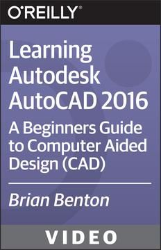 In this Learning Autodesk AutoCAD 2016 training course, expert author Brian Benton will teach you how to create drawings using the latest version of this computer aided design software … - Selection from Learning Autodesk AutoCAD 2016 [Video] Autocad 2016, Learn Autocad, Small Movie, Drafting Tools, Online Courses With Certificates, Grid System, Training Courses, New Tricks, Cad Cam