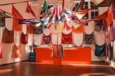 display scarves craft fair - Google Search