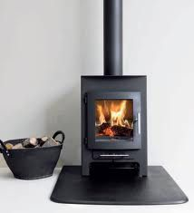 modern wood burner - Google Search