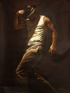Hamish Blakely The Rehearsal painting for sale outlet online, painting