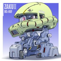 Zaku head