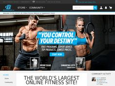80% Off Clearance When You Purchase Online on Store BodyBuilding.Com.  Before you buy those pricey supplements, check couponslush.com for the latest #bodybuilding #promocodes. Bodybuilding #discountcodes are available for a flat percentage off your entire order.