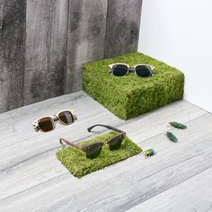 Go back to nature with the new Wood #Clubmaster collection // www.ray-ban.com