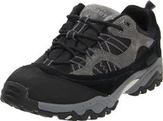 """Propet Women's Eiger Low,Black/Pewter,8 W (D) US Propét. $49.99. Boot opening measures approximately 0.0000"""" around. unknown. rubber sole. Save 41%!"""