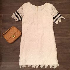 Must Go Crochet Dress