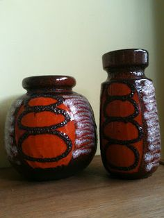 W.G pots