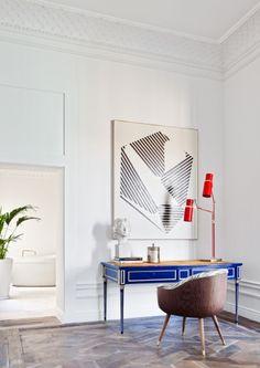 Casa Decor 2016 | Revista Interiores. Ideas de decoración de interiores.