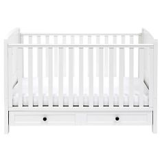 Buy Silver Cross Nostalgia Cotbed, Antique White/Black Online at johnlewis.com