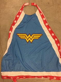 1 Wonder Woman cape #LAUnboundHalloween