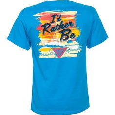Columbia Sportswear Men's PFG I'd Rather Be on a Boat™ T-shirt