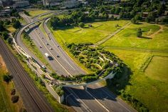 Vancouver land bridge, designed by Jones & Jones Architecture. http://tinyurl.com/nxkwqfm