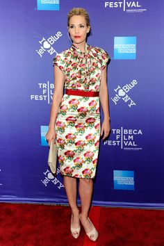"""Leslie Bibb Photos - Premiere Of """"A Good Old Fashioned Orgy"""" At The 2011 Tribeca Film Festival - Zimbio"""