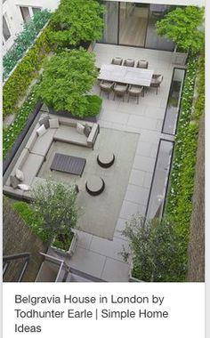 outdoor small areas