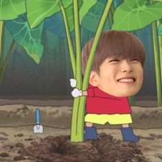 We Bare Bears Wallpapers, Funny Kpop Memes, Bear Wallpaper, Jung Jaehyun, Jaehyun Nct, Meme Faces, Cute Icons, Reaction Pictures, Cute Stickers