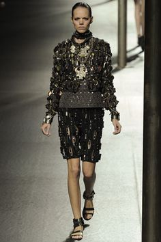 Spring 2011 Ready-to-Wear  Lanvin - Runway