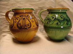 Barakonyi Kerámia - Kézzel készült kerámia tároló edények