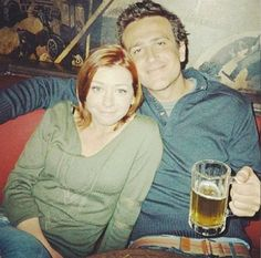 Saying Goodbye to How I Met Your Mother: Behind the Scenes with Cast Instagram Photos