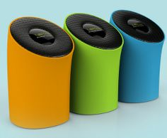 Great colorful Bluetooth Speakers