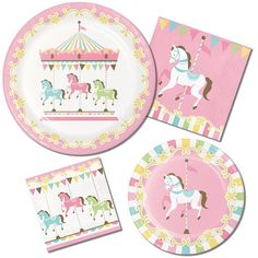 Items similar to Carousel Party Centerpiece Sticks/ Carousel Party Centerpiece Sticks/ Carousel Birthday Party Table Decor Sticks/Carousel Cake Topper on Etsy Carousel Birthday Parties, Carousel Party, Birthday Party Tables, 4th Birthday, Birthday Ideas, Baby Shower Lunch, Baby Shower Plates, Baby Shower Themes, Shower Party