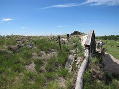 An RVers Road Trip Without the RV: Free Land and Sod Houses.  South Dakota.